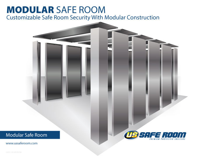 modular safe room for existing structures safe room kit