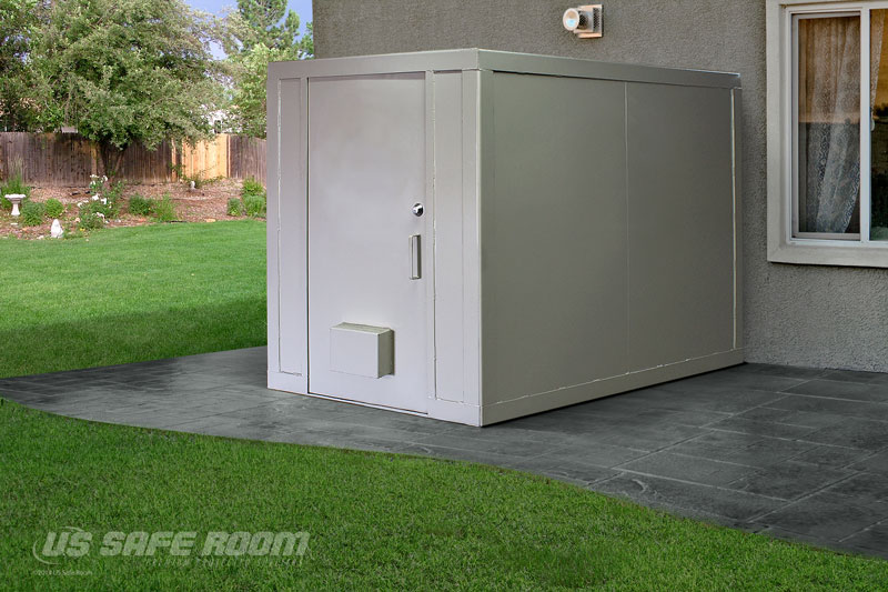 Steel Safe Room and Security Shelters