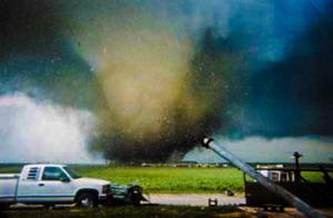 Tornado clusters